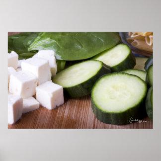 Salad Ingredients Print
