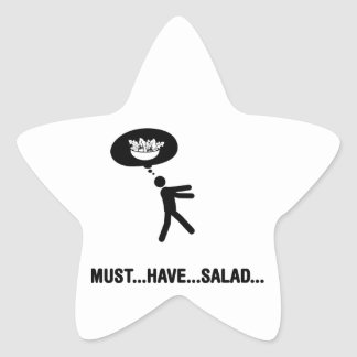 Salad Lover Stickers