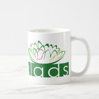 Salad Classic White Coffee Mug