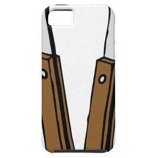 Salad Tongs iPhone SE/5/5s Case