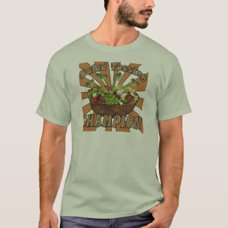 Salad Tossing Champion T-Shirt