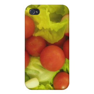 Salad Vegetables  iPhone 4 Cover