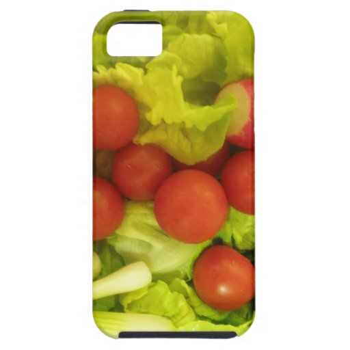 Salad Vegetables iPhone 5 Case