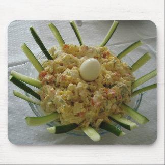 Salad Vó Noemí Mouse Pad