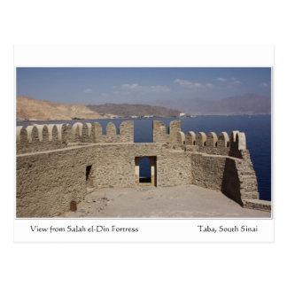 Salah el-Din Fortress Postcard