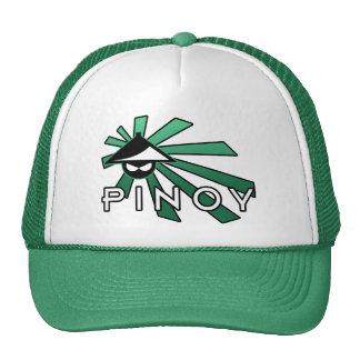 Salakotman-Pinoy Gorras De Camionero