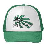 Salakotman-Pinoy Mesh Hats