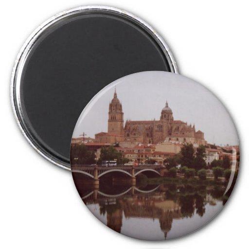 Salamanca 2 Inch Round Magnet