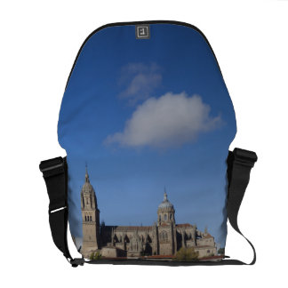 Salamanca Cathedrals and town 2 Messenger Bags