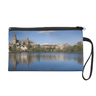 Salamanca Cathedrals and town Wristlet Purse