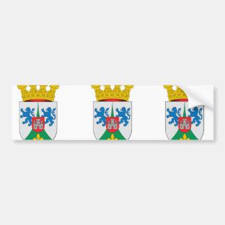 Salamanca , Chile Bumper Sticker