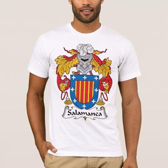 Salamanca Family Crest T-Shirt