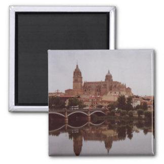 Salamanca Imán De Frigorifico