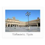 Salamanca, Spain 2014 Calendar Postcard