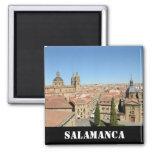 Salamanca, Spain 2 Inch Square Magnet