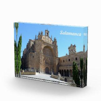 Salamanca, Spain Acrylic Award