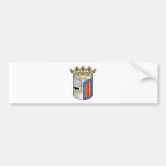 Salamanca (Spain) Coat of Arms Bumper Stickers