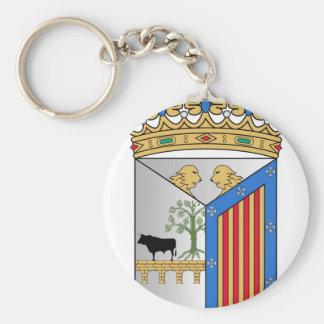 Salamanca (Spain) Coat of Arms Key Chain