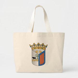 Salamanca (Spain) Coat of Arms Large Tote Bag