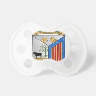 Salamanca (Spain) Coat of Arms Pacifier