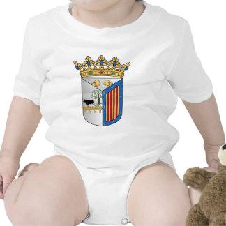 Salamanca (Spain) Coat of Arms Baby Bodysuits