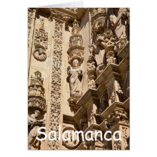 Salamanca, Spain. Convento de San Esteban Card