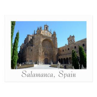 Salamanca, Spain. Convento de San Esteban Postcard