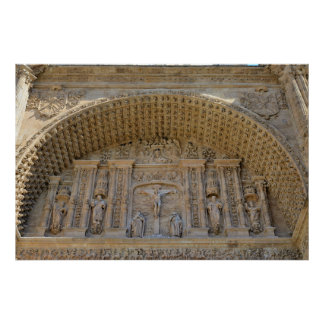 Salamanca, Spain. Convento de San Esteban Poster