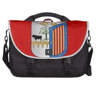 Salamanca (Spain) Flag Laptop Messenger Bag