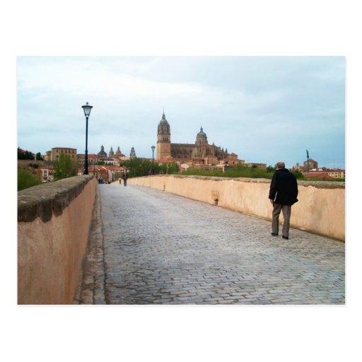 Salamanca  Spain Post Cards
