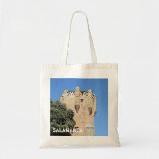 Salamanca, Spain. Tower del Clavero Tote Bag