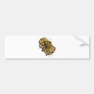 Salamander Bumper Sticker