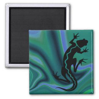 """Salamander de Malibu"" por Cheryl Daniels Imán"