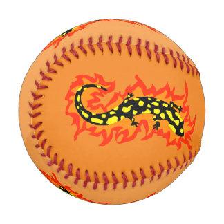 Salamander Flaming Baseball