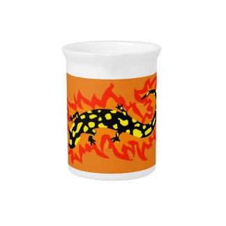 Salamander Flaming Drink Pitcher