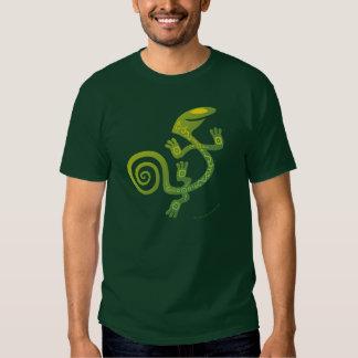 Salamander (Green) Tees