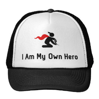 Salamander Hero Trucker Hat