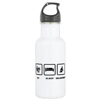 Salamander Lover Water Bottle