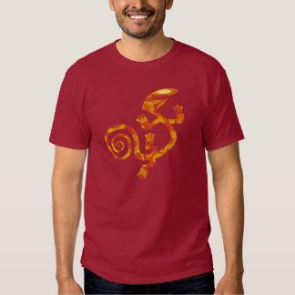 Salamander (Orange Fantasy) Tee Shirt