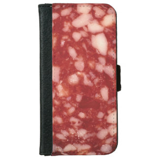 Salami iPhone 6/6s Wallet Case