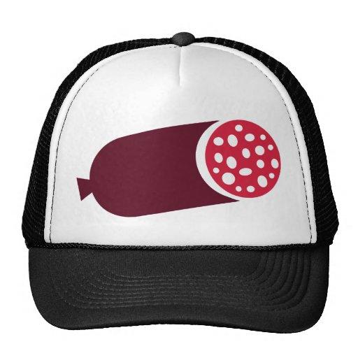 Salami Pepperoni sausage Hats
