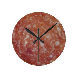 Salami time clock
