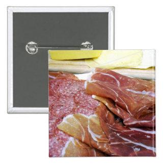 Salami y Cheese_ Pin