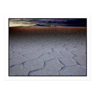 Salar de Uyuni Postcard