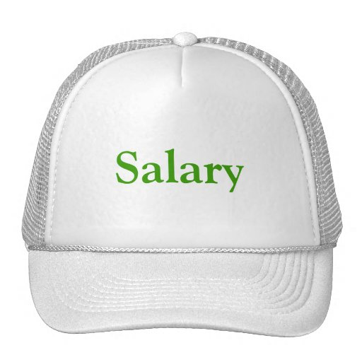 Salary Cap Hat