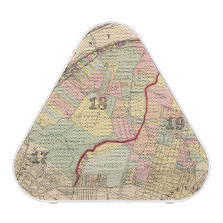 Salas 1819 de Pittsburgh, Pennsyvania Altavoz