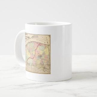 Salas 1819 de Pittsburgh, Pennsyvania Taza Grande