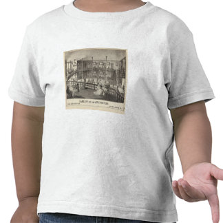 Salas arboleda de la Arlington, océano, NJ Camisetas