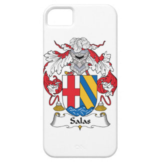 Salas Family Crest iPhone 5 Covers
