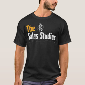 Salas Studio Mens Black Shirt